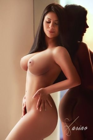 Sonia brunette escort from Casino London Models